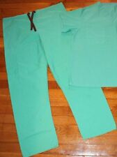 Genuine Used DOCTOR Surgical SURGEON Nurse Orderly Green SCRUBS Pants S M