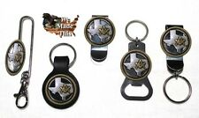 Texas Mason Square and Compass Bottle Opener Key Fob Key Holder or Money Clip