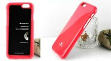 Genuine MERCURY Goospery Hot Pink Jelly Case Cover For iPhone 6/6s & 6/6s Plus