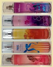 Bath & Body Works Fine Fragrance Mist 8 oz spray pick scent retired scents sale
