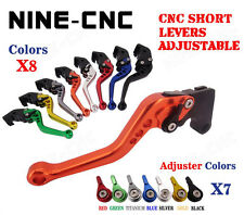 CNC Short Brake Clutch Levers For Ducati 900SS/1000SS 98-06 996/998/B/S/R 99-03