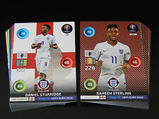 PANINI ADRENALYN XL ROAD TO UEFA EURO 2016 - ONE TO WATCH & RISING STAR CARDS