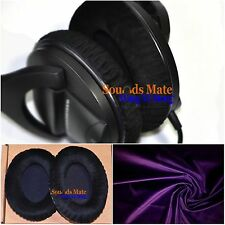 Smooth Velvet Cushion Ear Pads For Sennheiser HD 280 Pro HMD 280 281 Headphones