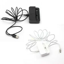 2m/6ft USB Data Dock Station Stand Cradle&Charger Cord f Samsung Galaxy S3 i9300