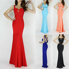 2015 PLUS SIZE Mermaid Wedding Evening Party Prom Ball Gown Long Dresses Pageant