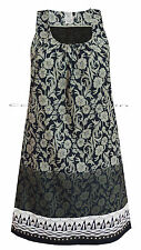 New White Stuff size 8 - 18 Black Grey Ivory A line Floral Tunic Dress Top