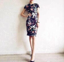 New MCQ by ALEXANDER MCQUEEN Floral dress, Gorgeous, runs small