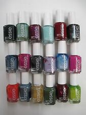 """ESSIE NAIL LACQUER POLISH """"YOU CHOOSE YOUR COLOR"""" New Full Size .46oz"""