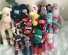 Sock Monkeys - Choose from big or small - different designs
