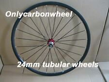 Free shipping top quality 24mm clincher carbon wheels road bike wheel