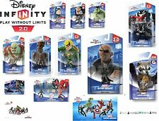Disney Infinity 2.0 Marvel Super Heroes Figures And Playsets Brand New Sealed