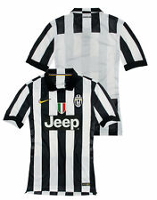 Juventus Fc Nike Match Authentic Maglia Calcio Football Shirt 2014 15 Uomo Hom