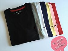 NWT Tommy Hilfiger Men Classic Fit Nantucket Crew-Neck Tee T-Shirt Sz S M L XL