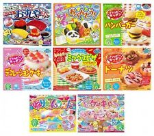 Kracie DIY Popin Cookin Sushi Bento Hamburger Donut Making Kit MADE IN JAPAN