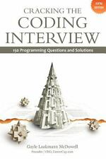 Cracking the Coding Interview, 5th Edition : 150 Programming Questions and...