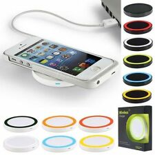 Universal Qi Wireless Power Charging Charger Pad For Mobile Phone Smart Phone LE