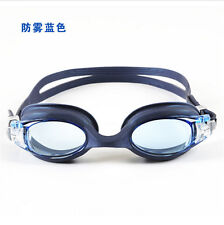 Adult Non-Fogging Anti UV Swimming Goggles Swim Glasses Adjustable UV Protection
