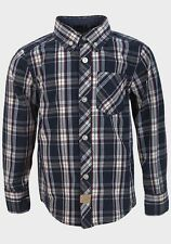 """Soul & Glory"" Boys Check Shirt"