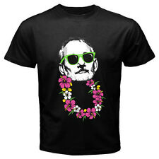 The Chive Bill Murray Hawaian Summer - Custom Black T-Shirt Tee