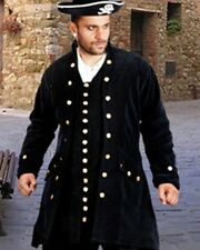 Pirate Captain De Lisle Coat