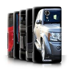 STUFF4 Back Case/Cover/Skin for Sony Xperia T/LT30/4x4 Land Rover