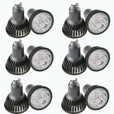 Ultra Bright MR16 GU10 GU5.3 LED 4x3W Ceiling lamp spot bulb 12W white light