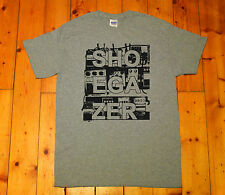 SHOEGAZER, GUITAR PEDALBOARD, Shoegaze, NOW ONLY £10.49, SCREEN PRINTED T-SHIRT