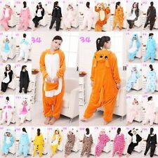 Cartoon Hot Unisex Adult Onesie Kigurumi Pajama Anime Costume Dress Sleepwear