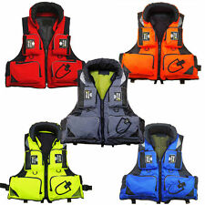 HOT Adult Buoyancy Aid Sailing Swimming Kayak Boating Life Jacket Vest 5 Colors