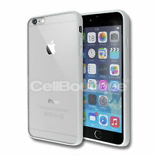 Hard TPU Back Case Cover for New Apple iPhone with FREE Screen Protector