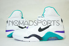 """NIKE NEW AIR FORCE 180 MID """"GRAPE"""" BRAND NEW 537330-102 MENS SIZES"""