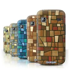 STUFF4 Back Case/Cover/Skin for Samsung Galaxy Gio/S5660/Mosaic Tiles