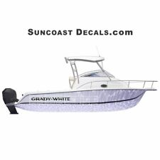 Grady White Logo Decal- Mako, Maxum, Sea Ray, Wellcraft and others available