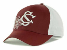 SOUTH CAROLINA GAMECOCKS TOP OF THE WORLD NCAA TRAPPED ONE FIT CAP HAT