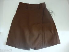 NWT Girl Scouts Brownie Skirt Shorts Skort Uniform ~ Medium ~ Large
