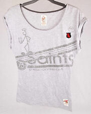 First 18 Official AFL St Kilda Saints Ladies Heritage Tee