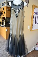 NWT Deb Black/Tan Prom Dress MSRP $208.98 Sold Seperate*** MAKE ME AN OFFER*****