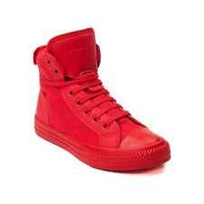 NEW Converse Chuck Taylor Guard Hi Sneaker Red Monochrome October All Youth Boys