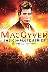 MacGyver - The Complete Series (Dvd, 2007, 39-Disc Set) Very Good Condition