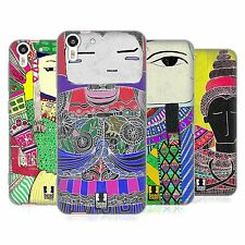 HEAD CASE NATIONAL COSTUME DOODLES SOFT GEL CASE FOR HTC DESIRE EYE LTE