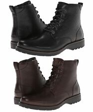 Rockport Mens Total Motion Street Plain Toe Lace Up Comfort Casual Boots