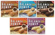 hamada BALANCE POWER BIG Healthy Club Energy Bar Peanut Hokkaido Butter JAPAN