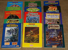 Warhammer Fantasy RolePlay WFRP Book Adventure Rulebook Sourcebook 1st  Select