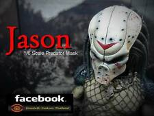 1/6 Custom Hot Toys Jason Predator Mask
