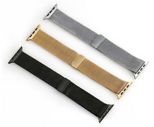 Magnetic Milanese Loop Strap Wristwatch band For Apple Watch Stainless steel
