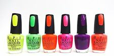 OPI Nail Polish Neon Collection Colors of your choice .5oz/15mL