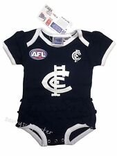 Carlton Blues AFL Girls Baby Tutu Footysuit 'Select Size' 000-1 BNWT