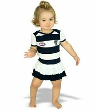 Geelong Cats AFL Girls Baby Tutu Footysuit 'Select Size' 000-1 BNWT