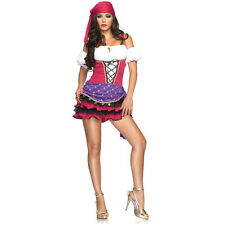 Leg Avenue Women's Crystal Ball Sexy Gypsy Fortune Teller Costume 83671