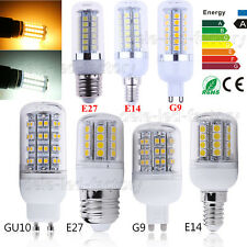 LED CORN LIGHT BULB LAMP G9 E14 E27 3W 4W 5W 6W 7W 8W 9W Screw BASE 220V 110V